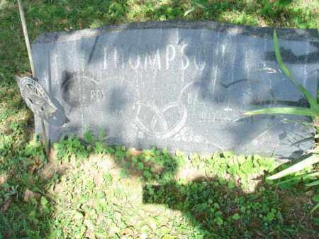 THOMPSON, ROY - Fairfield County, Ohio   ROY THOMPSON - Ohio Gravestone Photos