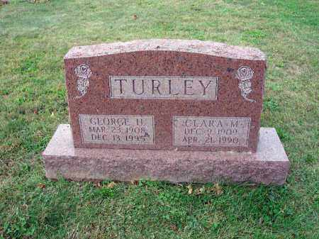 TURLEY, CLARA M. - Fairfield County, Ohio | CLARA M. TURLEY - Ohio Gravestone Photos