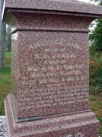 UCKER, AMERICA ANN - Fairfield County, Ohio | AMERICA ANN UCKER - Ohio Gravestone Photos