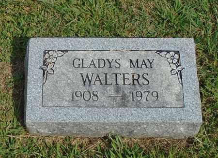WALTER, GLADYS MAY - Fairfield County, Ohio | GLADYS MAY WALTER - Ohio Gravestone Photos