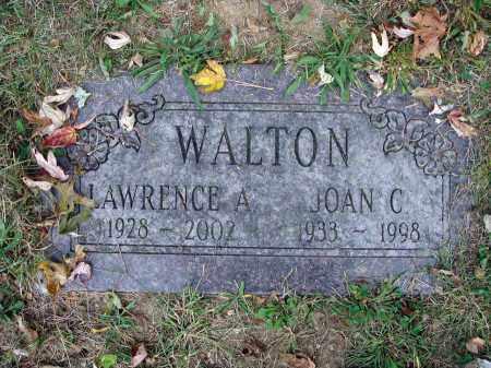 WALTON, JOAN C. - Fairfield County, Ohio | JOAN C. WALTON - Ohio Gravestone Photos