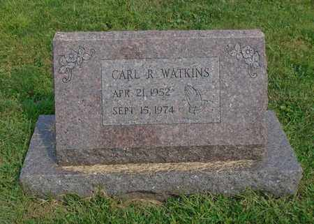 WATKINS, CARL R. - Fairfield County, Ohio   CARL R. WATKINS - Ohio Gravestone Photos