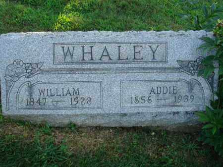 WHALEY, ADDIE - Fairfield County, Ohio | ADDIE WHALEY - Ohio Gravestone Photos