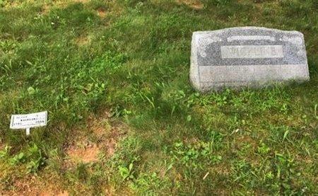 WICKLINE, PAUL EDDIE - Fairfield County, Ohio | PAUL EDDIE WICKLINE - Ohio Gravestone Photos