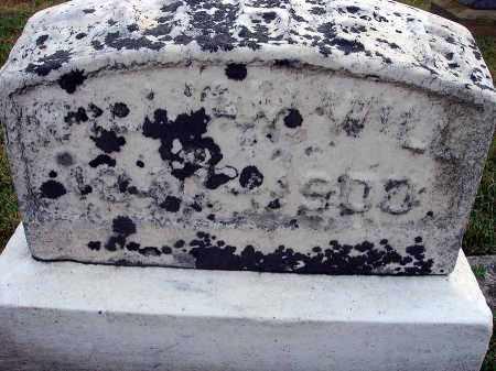 WILL, WILLIAM - Fairfield County, Ohio | WILLIAM WILL - Ohio Gravestone Photos