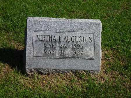 ALLISON AUGUSTUS, BERTHA FAY - Fayette County, Ohio | BERTHA FAY ALLISON AUGUSTUS - Ohio Gravestone Photos