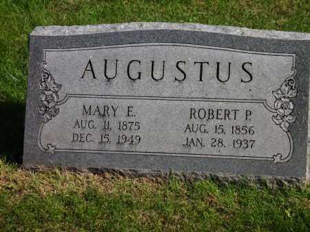 AUGUSTUS, ROBERT PARKER - Fayette County, Ohio | ROBERT PARKER AUGUSTUS - Ohio Gravestone Photos
