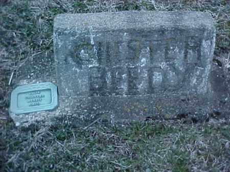 BEEDY, CHESTER - Fayette County, Ohio   CHESTER BEEDY - Ohio Gravestone Photos