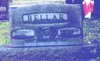 WILLIAMS BELLAR, DIANNA F - Fayette County, Ohio | DIANNA F WILLIAMS BELLAR - Ohio Gravestone Photos