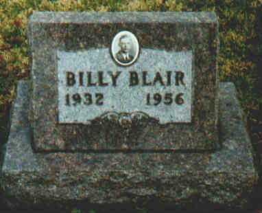 BLAIR, BILLY - Fayette County, Ohio | BILLY BLAIR - Ohio Gravestone Photos