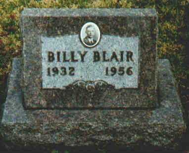 BLAIR, BILLY - Fayette County, Ohio | BILLY BLAIR - Ohio Gravestone Photos