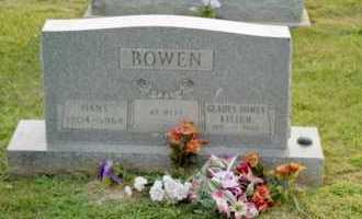 KELLUM BOWEN, GLADYS - Fayette County, Ohio | GLADYS KELLUM BOWEN - Ohio Gravestone Photos
