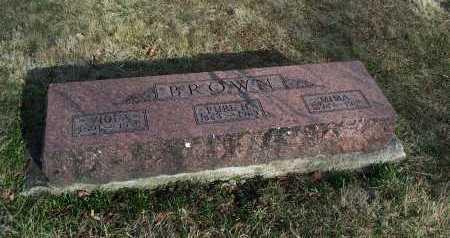 BROWN, VIOLA - Fayette County, Ohio | VIOLA BROWN - Ohio Gravestone Photos