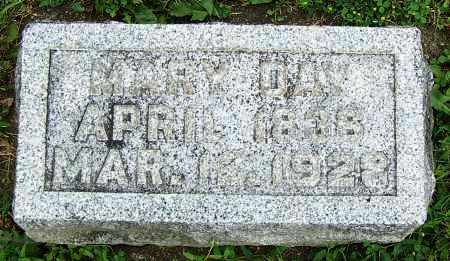 DAY, MARY - Fayette County, Ohio | MARY DAY - Ohio Gravestone Photos