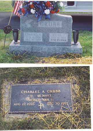 PIERCE GRUBB, WILMA J. - Fayette County, Ohio | WILMA J. PIERCE GRUBB - Ohio Gravestone Photos