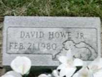 HOWE, DAVID - Fayette County, Ohio | DAVID HOWE - Ohio Gravestone Photos