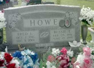 HOWE, BESSIE L - Fayette County, Ohio | BESSIE L HOWE - Ohio Gravestone Photos