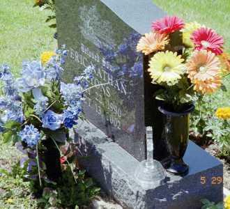 LYONS, ERIC N - Fayette County, Ohio | ERIC N LYONS - Ohio Gravestone Photos