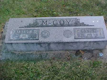 MCCOY, CANDICE - Fayette County, Ohio   CANDICE MCCOY - Ohio Gravestone Photos