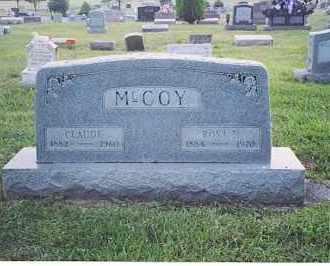 MERRIMAN MCCOY, ROSE EMMA - Fayette County, Ohio | ROSE EMMA MERRIMAN MCCOY - Ohio Gravestone Photos