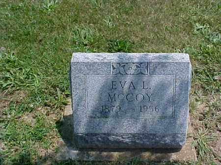 MCCOY, EVA L. - Fayette County, Ohio | EVA L. MCCOY - Ohio Gravestone Photos