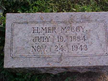 MCCOY, ELMER - Fayette County, Ohio | ELMER MCCOY - Ohio Gravestone Photos