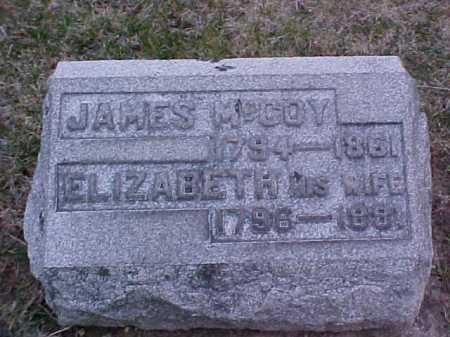 MCCOY, JAMES - Fayette County, Ohio | JAMES MCCOY - Ohio Gravestone Photos