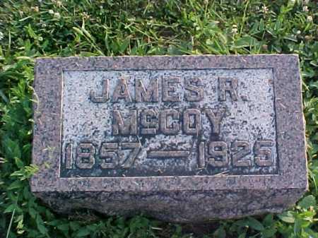 MCCOY, JAMES R - Fayette County, Ohio | JAMES R MCCOY - Ohio Gravestone Photos