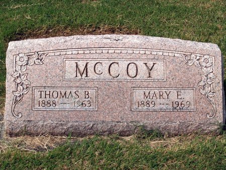 MCCOY, THOMAS BROWN - Fayette County, Ohio | THOMAS BROWN MCCOY - Ohio Gravestone Photos