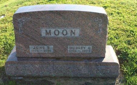 ABBOTT MOON, JUNE E. - Fayette County, Ohio | JUNE E. ABBOTT MOON - Ohio Gravestone Photos