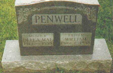 PENWELL, WILLIAM - Fayette County, Ohio | WILLIAM PENWELL - Ohio Gravestone Photos
