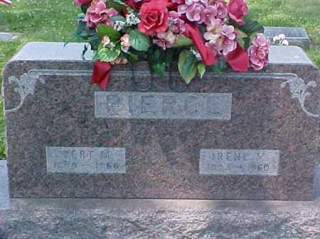PIERCE, WERT - Fayette County, Ohio | WERT PIERCE - Ohio Gravestone Photos