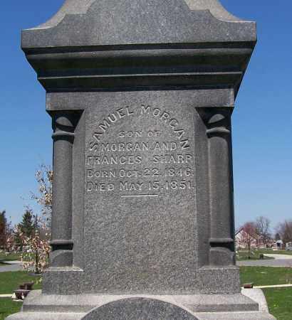 SHARP, SAMUEL MORGAN - Fayette County, Ohio | SAMUEL MORGAN SHARP - Ohio Gravestone Photos