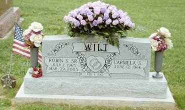 WILT, ROBIN - Fayette County, Ohio | ROBIN WILT - Ohio Gravestone Photos