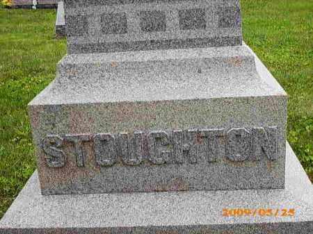 STOUGHTON WILT, ZELLA - Fayette County, Ohio   ZELLA STOUGHTON WILT - Ohio Gravestone Photos