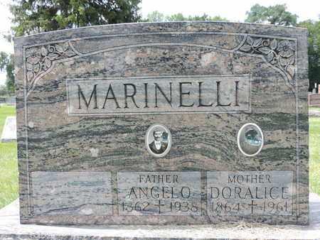MARINELLI, DORALICE - Franklin County, Ohio | DORALICE MARINELLI - Ohio Gravestone Photos