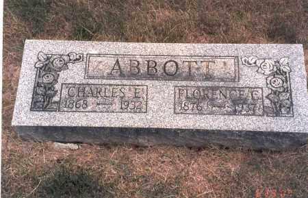 ABBOTT, CHARLES E. - Franklin County, Ohio | CHARLES E. ABBOTT - Ohio Gravestone Photos