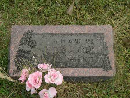 ABBOTT, HELEN - Franklin County, Ohio | HELEN ABBOTT - Ohio Gravestone Photos