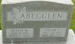 ABEGGLEN, HIRAM - Franklin County, Ohio   HIRAM ABEGGLEN - Ohio Gravestone Photos