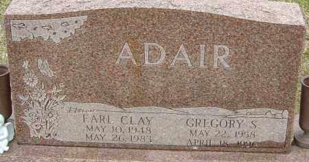 ADAIR, GREGORY - Franklin County, Ohio | GREGORY ADAIR - Ohio Gravestone Photos