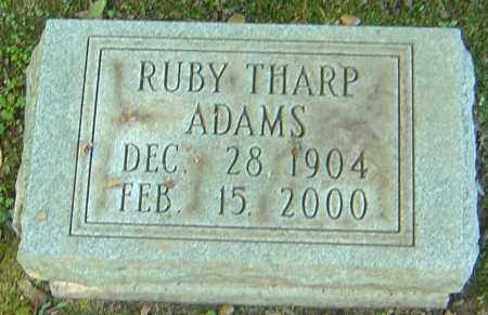 ADAMS, RUBY - Franklin County, Ohio | RUBY ADAMS - Ohio Gravestone Photos