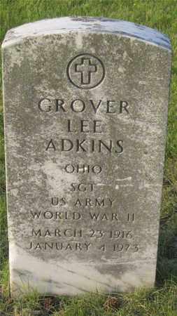 ADKINS, GROVER LEE - Franklin County, Ohio | GROVER LEE ADKINS - Ohio Gravestone Photos