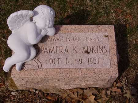 ADKINS, PAMERA K. - Franklin County, Ohio | PAMERA K. ADKINS - Ohio Gravestone Photos