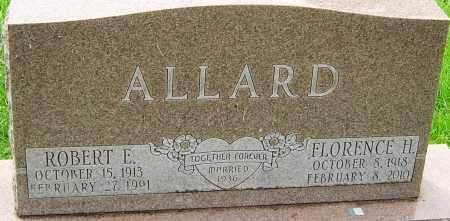 ALLARD, ROBERT - Franklin County, Ohio   ROBERT ALLARD - Ohio Gravestone Photos