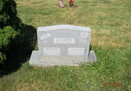 BLOUNT ALMON, LIDDIE B - Franklin County, Ohio | LIDDIE B BLOUNT ALMON - Ohio Gravestone Photos