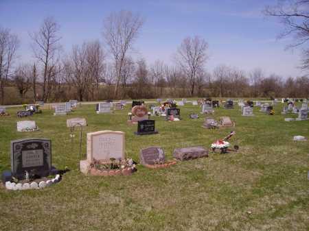 ALTON CEMETERY, OVERVIEW - 1 - Franklin County, Ohio | OVERVIEW - 1 ALTON CEMETERY - Ohio Gravestone Photos