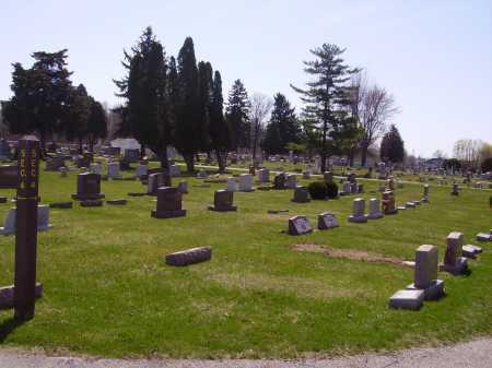 ALTON CEMETERY, OVERVIEW - 3 - Franklin County, Ohio | OVERVIEW - 3 ALTON CEMETERY - Ohio Gravestone Photos
