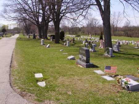 ALTON CEMETERY, OVERVIEW - 4 - Franklin County, Ohio | OVERVIEW - 4 ALTON CEMETERY - Ohio Gravestone Photos