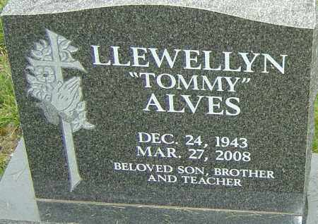 "ALVES, LLEWELLYN ""TOMMY"" - Franklin County, Ohio 