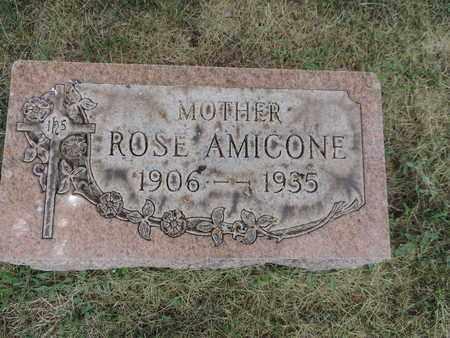 AMICONE, ROSE - Franklin County, Ohio | ROSE AMICONE - Ohio Gravestone Photos